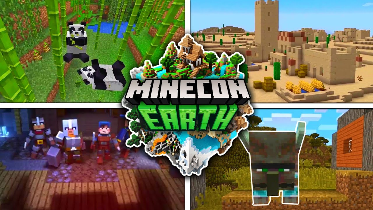 All NEW Minecraft Updates EXPLAINED! Pandas, Pillagers ...