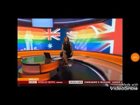 BBC World News Australia Legalizing Same Sex Marriage.
