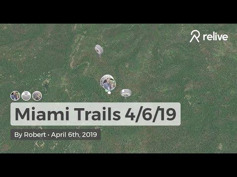 Miami Trails 4 6 19