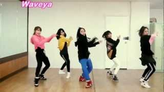 Waveya 웨이브야 ★ Travis Porter - Bring It Back (Dance) ★ (short version)
