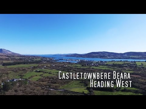 Castletownbere Beara Peninsula Heading West