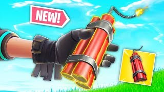 *NEW* DYNAMITE IS BROKEN! | Fortnite Best Moments #84 (Fortnite Funny Fails & WTF Moments)