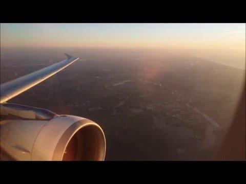 Aer Lingus  |  EI609  |  A320  |  Amsterdam - Dublin  |  Full Flight  HD