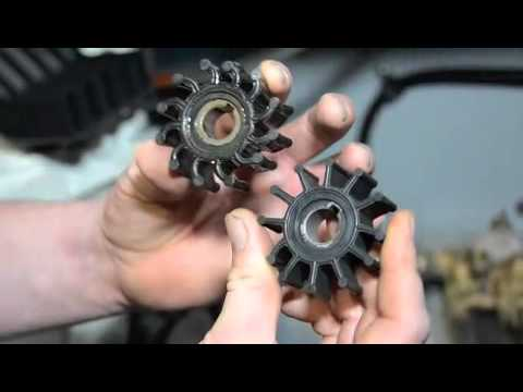 PBM Impeller Change - YouTube