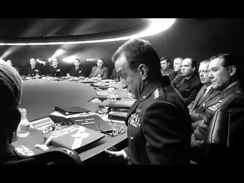 Dr Strangelove - Official Trailer [1964] HD Remaster