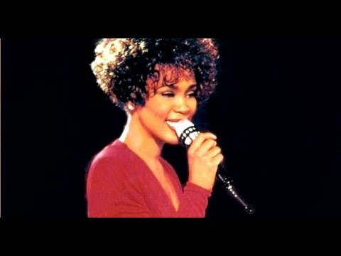 Whitney Houston - Love Medley HD (Live at Welcome Home Heroes 1991)