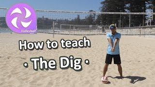 • The Dig • How to teach volleyball skills at elementary school