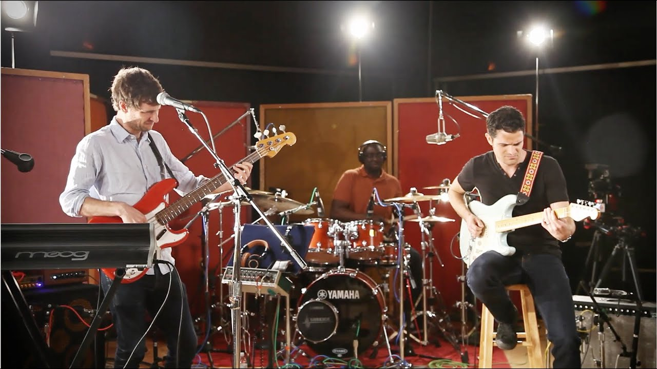 Snarky Puppy - Magazine cover
