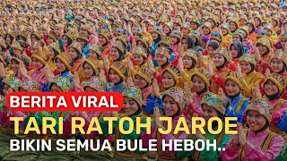 Download lagu BULE SEMUA KAGUM & HERAN! REAKSI TARI RATOH JAROE OPENING CEREMONY ASIAN GAMES 2018 REACTION
