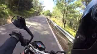 Serra de Tramuntana / Burning Mustang