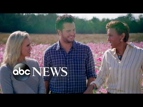 From small town life to stardom Luke Bryan on overcoming tragedy and his success