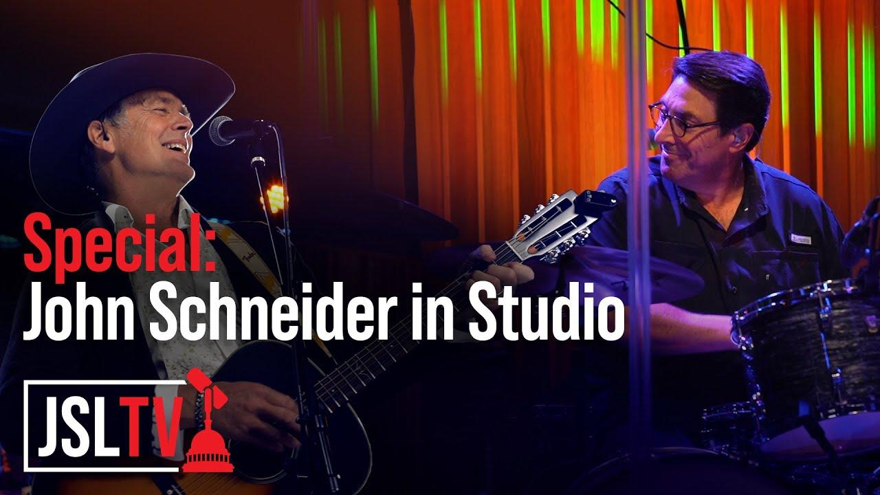 Special Guest John Schneider Joins Jay in Studio - Sekulow 556