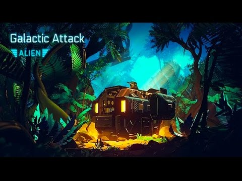 Galactic Attack Alien 3D Android Gameplay ᴴᴰ