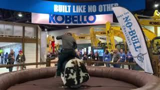 Video still for Bull Riding at ConExpo 2020