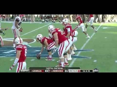 2013 Capital One Bowl: Nebraska at Georgia