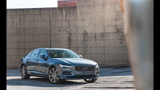 Volvo S90 2018 Car Review
