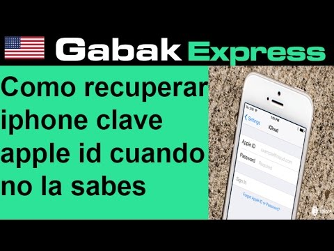 come recuperare password icloud iphone 5