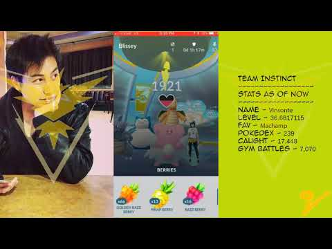 Holding the Team Instinct Gym Battle for Mewtwo! Round 2 @ Sprint Store Again! - EX Raid