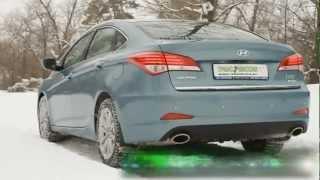 ТЕСТ Hyundai i40 Часть 1 ФОРМАТ