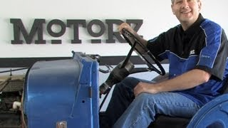 How-To Tear Down Classic Jeep for Rebuild Motorz #51