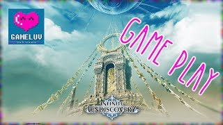 Infinite Undiscovery game play 1