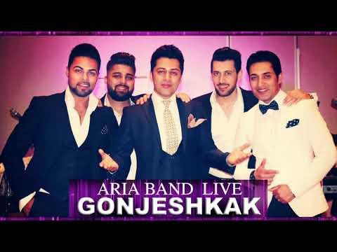 ARIA BAND - LIVE - GONJESHKAK & NAGHME AWSHARI - 2018 - SUPER MAST