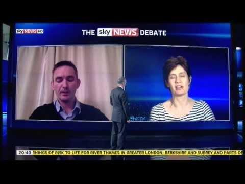 UK Floods 2014 - Sky News - Ambiental