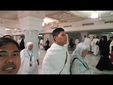 Travel Malika Umroh 12 hari Tgl 28 Des SD 8 Januari 2019.