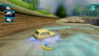 Cars 2: The Video Game | Victor Hugo | Mission: Sour Lemons