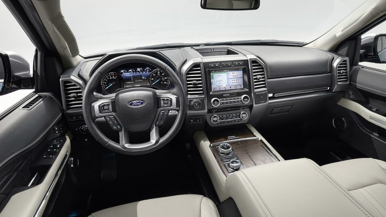 2018 Ford Explorer Review Interior Amazing