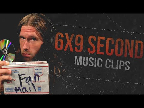 6 x 9 SECONDS: Ilbred, Royal Orphan, Morbid Eclipse, Breathing Hell