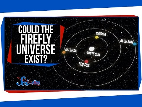 Could the Firefly Universe Exist?