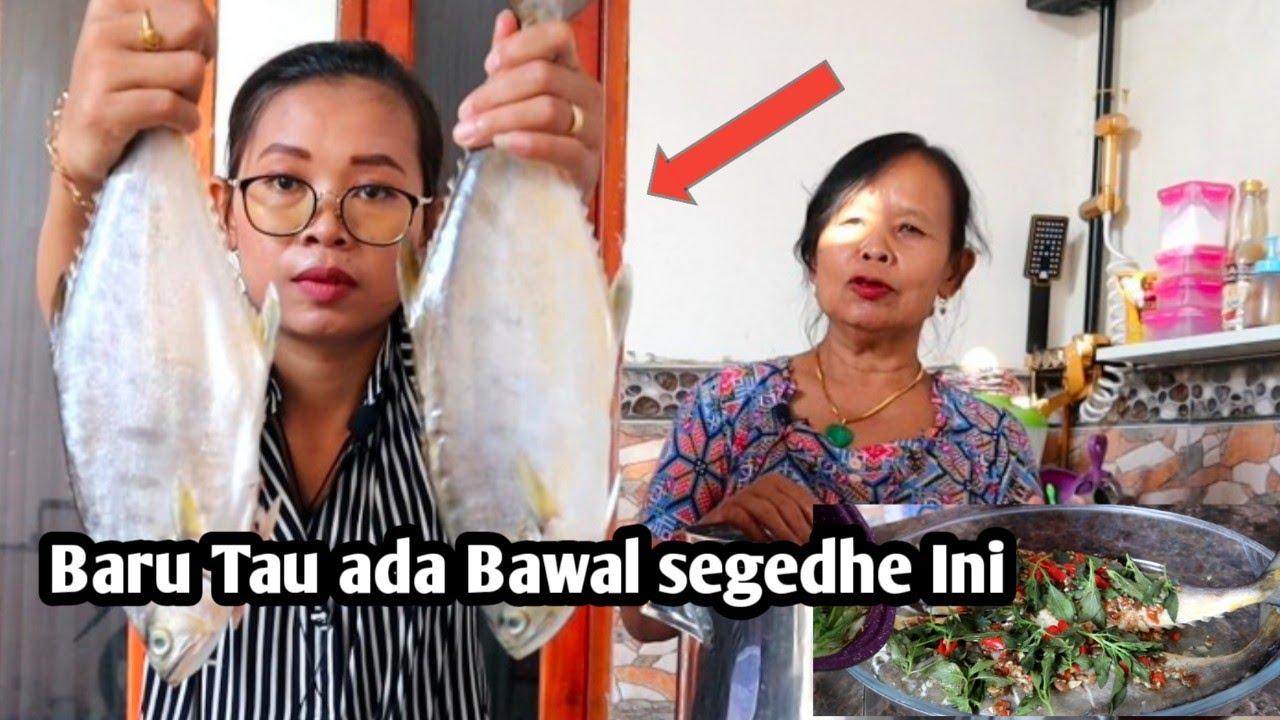 STEAM BAWAL TAUCO HITAM!!ALA CHEF G KARU KARUAN🤣 CHINESE FOOD PEDASNYA NAMPOL BGT