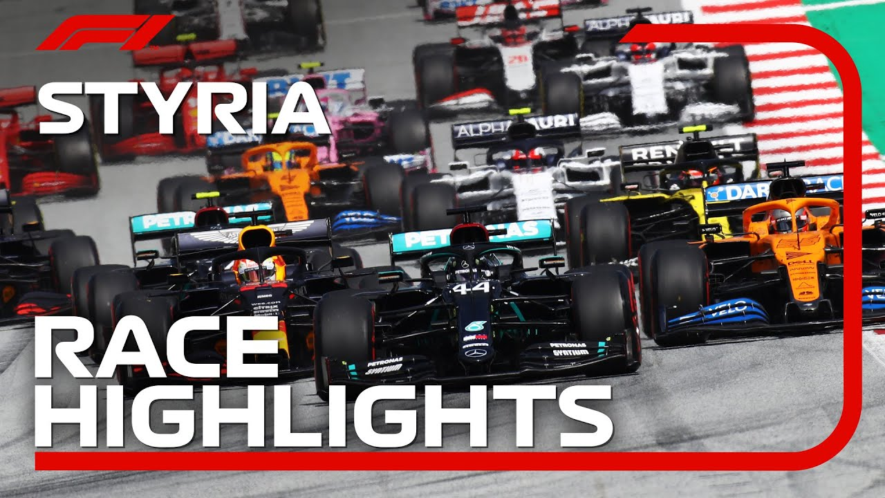 2020 Styrian Grand Prix: Race Highlights