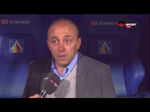Мнението на Илиан Илиев след победата над Левски