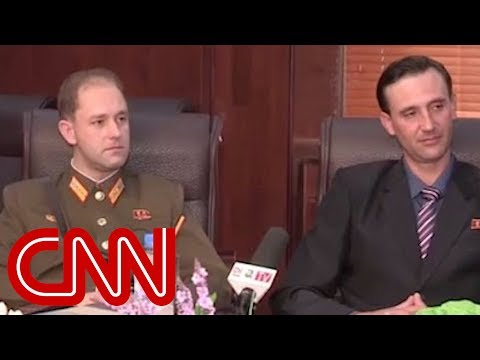 N. Korea showcases sons of U.S. defector in video