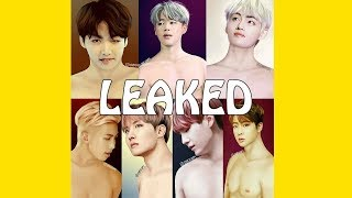 LEAKED BTS PICTURES FROM NUDE BEACH IN HAWAII!