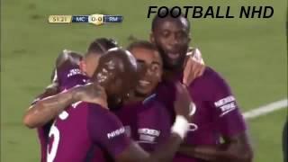 מנצ'סטר סיטי נגד ריאל מדריד 27.7.2017 / 1:4 תקציר בעברית Manchester City vs Real Madrid