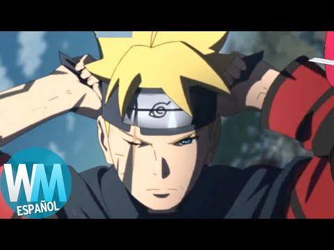 ¡Top 10 Mejores ESCENAS INICIALES De Anime!