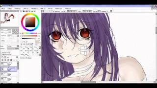 [SAI] Drawing a Younger Yukai Kurai Thumbnail