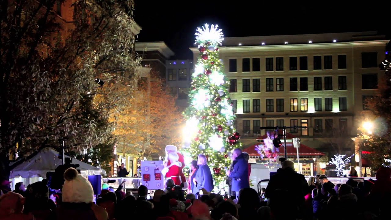 Montgomery Moments - Rockville Town Square Tree Lighting & Montgomery Moments - Rockville Town Square Tree Lighting - YouTube azcodes.com