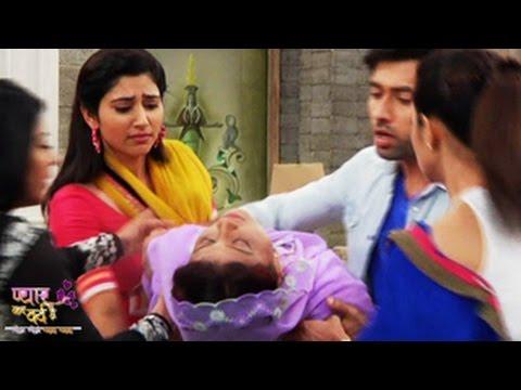 Pyar Ka Dard Hai Meetha Meetha Pyara Pyara 12th September 2014 EPISODE | SHOCKING DRAMA
