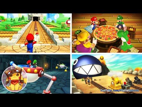Mario Party 9 - All Mini-Games [1080p]