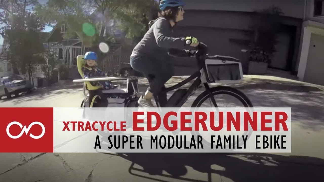 Review Xtracycle Edgerunner 10e Electric Bike Youtube