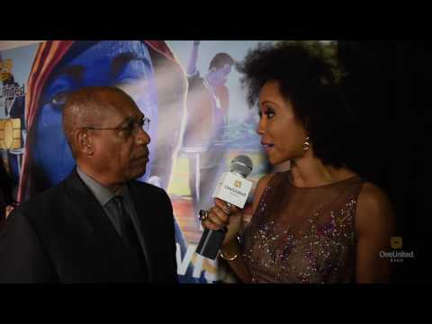 #BankBlack on AAFCA Red Carpet | Joe Morton | OneUnited Bank
