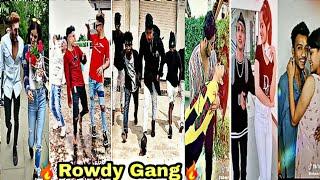 Boys Attitude New Tik tok mix tape compilation videos| sanjay dutt trending dialogue  team07 riyaz