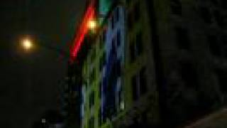 Google iGoogle Outdoor Art Exhibit New York City 1