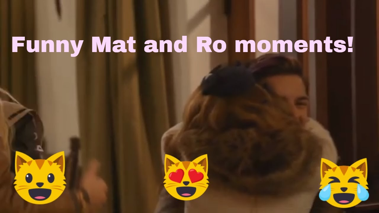 Funny Mat and Ro moments! Escape The Night Season 4 Episode 6
