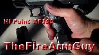 Hi Point CF 380 - The Gun Guys Love to Hate - TheFireArmGuy