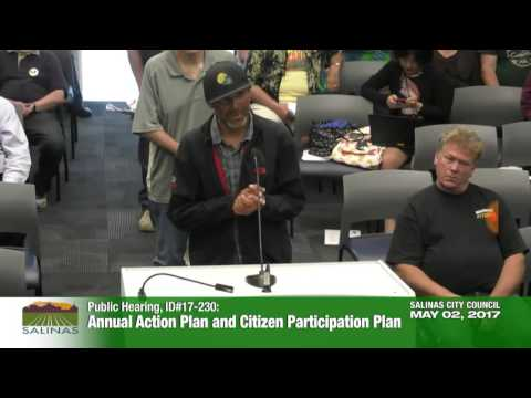 5/2/17 Salinas council post-pastor, gb